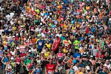 More than £45m raised by London Marathon runners, say fundraising platforms