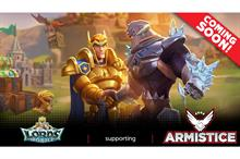 War Child UK commemorates Armistice Day with peaceful gaming