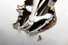 Burst water pipes - How to protect against them & what to do if it happens