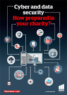 Cyber and Data Security - How Prepared is Your Charity: expert report