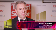 Third Sector Awards interview: The Royal Free Charity