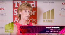 Third Sector Awards interview: Child Bereavement UK