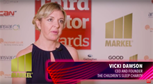 Third Sector Awards interview: The Children's Sleep Charity