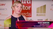 Third Sector Awards interview: The Children's Sleep Charity