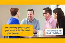 Mind launches free mental health training for small charities