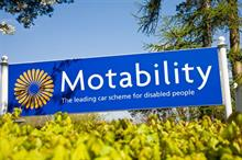 Motability chair defends high executive pay at connected company