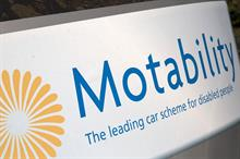 £400m donation from connected company sees Motability's income increase six-fold