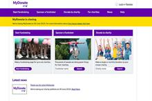 BT MyDonate platform to close