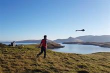 Drones help National Trust for Scotland map out islands