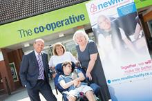 Newlife benefits from cooperation with Co-op