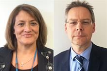Charity Commission completes five-strong senior management team with two appointments to new roles