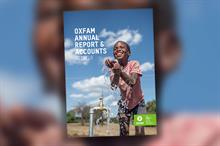 Oxfam posts record income, despite a fall in donations after scandal
