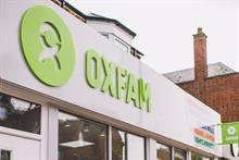 Oxfam to start reopening English shops from 15 June