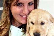 Fundraiser of the Week: Pam White of Guide Dogs