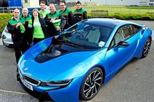 Business Charity Awards - Charity Partnership, Automotive & Transport: BMW Group UK with Whizz-Kidz
