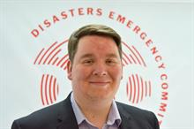 Disasters Emergency Committee appoints new fundraising director