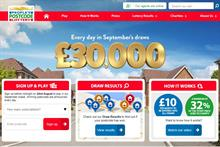 People's Postcode Lottery makes £3m available