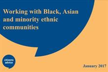 Citizens Advice apologises for 'horribly racist' training guidance