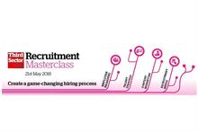 Recruitment Masterclass at Third Sector Fundraising Week 2018 - Buy tickets now!