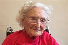 Poppy-seller for 97 years appointed MBE in Queen's Birthday Honours list