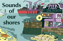The National Trust's Sound Of Our Shores campaign