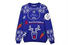Save the Children launches contactless Christmas jumper for festive fundraising