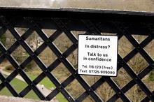 May promises £1.8m to back Samaritans helpline