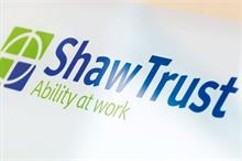 Shaw Trust increases income to £132m