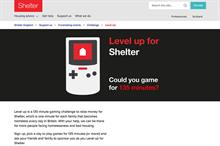Digital round-up: Shelter to fundraise via livestream gaming on Giving Tuesday