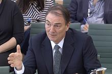We vetoed £20k bonus for Justin Forsyth, says former Save the Children chairman