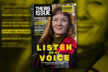 The Big Issue magazine launches augmented reality technology in latest issue
