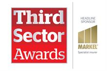 Shortlists announced for this year's Third Sector Awards
