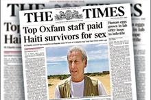 Come clean about scandal before you are found out, Oxfam exposé journalist warns