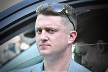 Rape charity faces racist abuse after Tommy Robinson highlights its advert
