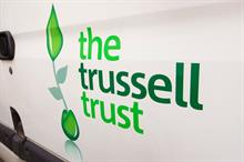 Trussell Trust denies it has been used by Conservative politicians