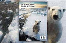 WWF-UK accounts show a 10 per cent rise in income
