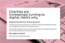 'Why do digital?' email marketing course for charities launched