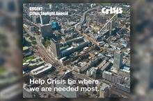 Third Sector Awards 2017: Fundraising Campaign - Crisis for Croydon Capital Appeal