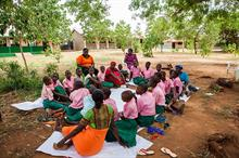 Third Sector Awards 2019: Fundraising Campaign - ActionAid UK for Not This Girl