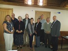 Third Sector Awards 2014: Volunteer manager - Winner: Mark O'Sullivan, Age UK Isle of Wight