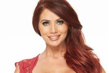 Amy Childs backs the British Heart Foundation's Great British Bag-athon