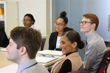 Initiative aims to increase diversity among voluntary sector apprentices