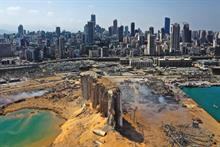 After the explosion: How UK-Med supported Beirut's coronavirus response