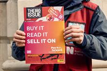 Big Issue tests technology to make each magazine resellable