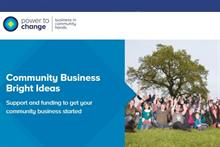 Fund offers £3.2m to groups with ideas for community businesses