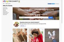 eBay for Charity raised £22.5m for charities in 2018