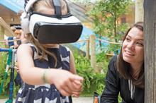 The future of fundraising (Part III): Early days of virtual reality suggest it has a 'pull factor'