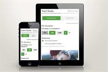 goDonate aims to reduce online donation time to under three seconds