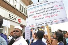 Banking services denied to 'risky' Muslim aid charities