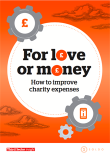 For love or money: how to improve charity expenses